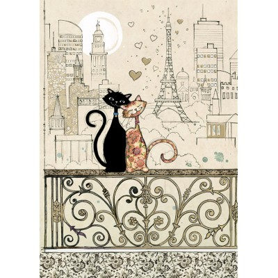 Chats Romantique Paris / Romantic Cats Paris