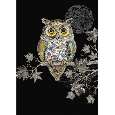 Hibou Décoratif / Decorative Owl