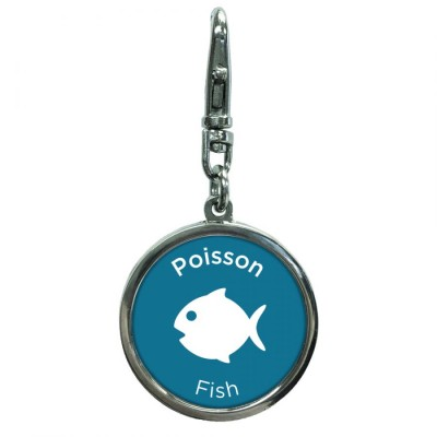 Breloque - Poisson / Charm - Fish