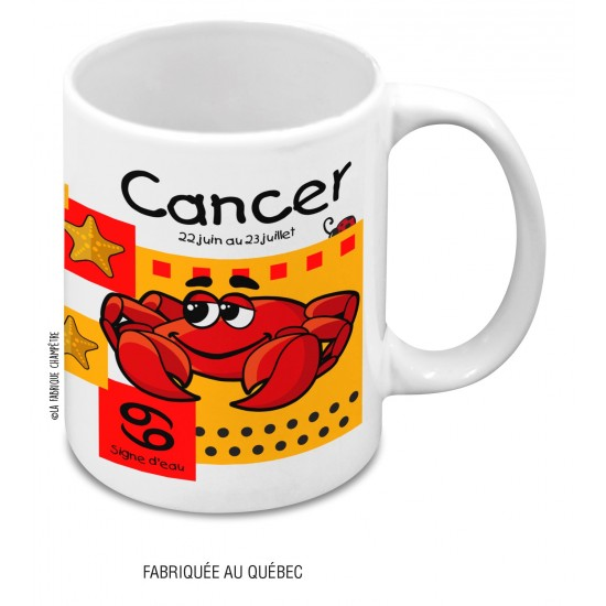 Tasse Cancer