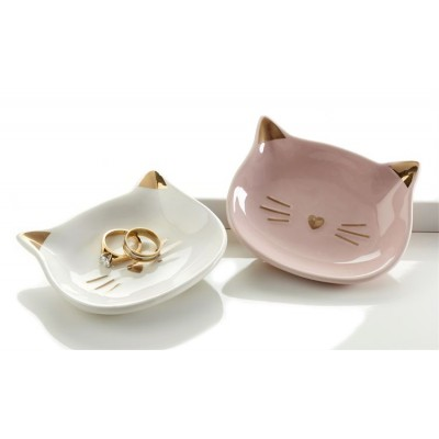 Mini Assiette - Chat