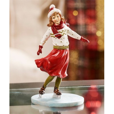 Figurine Patineuse