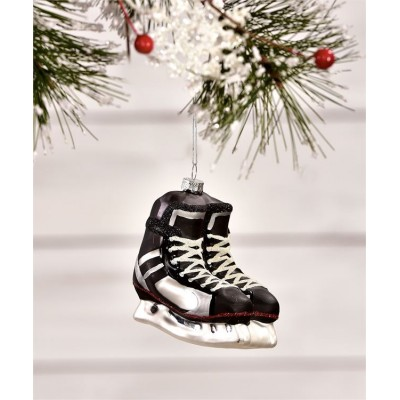 Ornement Patins de Hockey