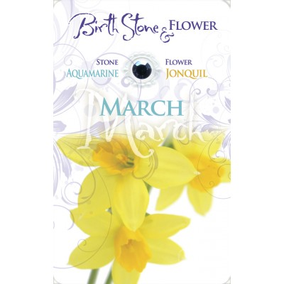 Card - March