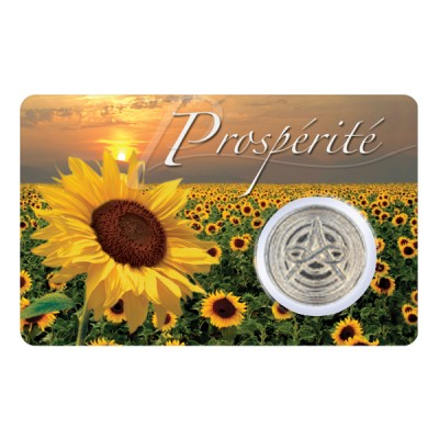 Carte - Prosperité / Card - Wealth