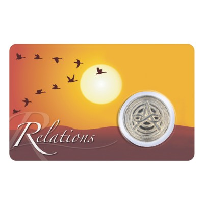 Carte - Relations / Card - Relationships