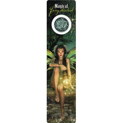 Bookmark - Oriental fairy with lantern - Fairy Dust
