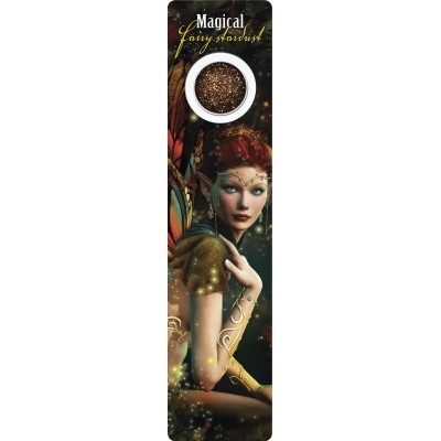 Bookmark - Fall fairy with jewels - Fairy Dust