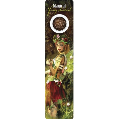 Bookmark - Flowered fairy - Fairy Dust