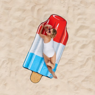 Bombe Pop Ice Couverture de plage