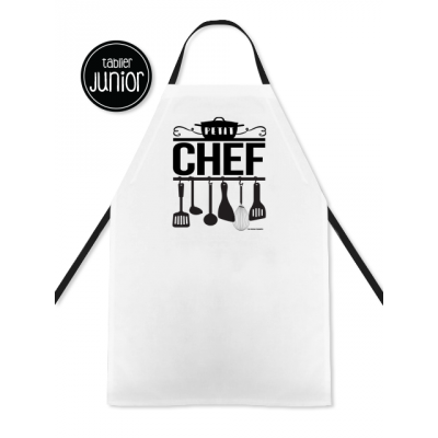 Tablier Junior Petit Chef