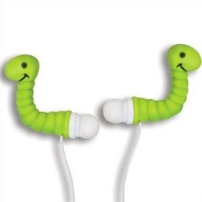 Écouteurs vers d'oreille