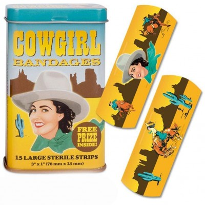 Pansements Cowgirl
